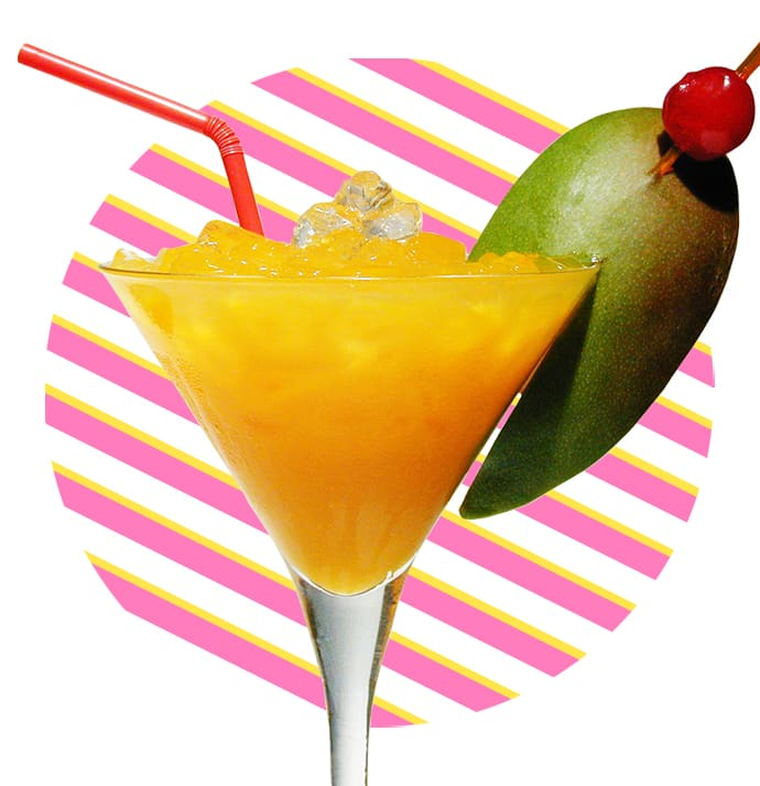 Mango Passion Daiquiri